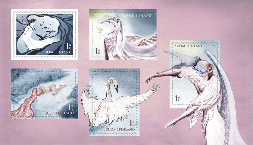 stamps_angels