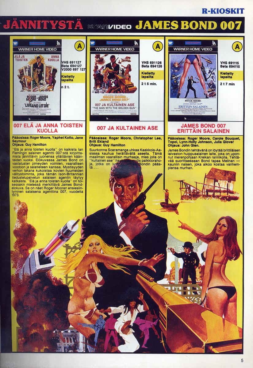 007 Kultainen Ase