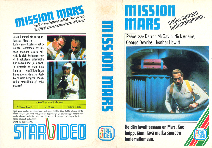mission mars 1968 dvd - photo #10